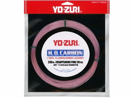Yo-Zuri HD200LB-DP Flourocarbon Leader