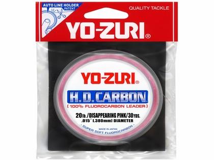 Yo-Zuri HD20LB-DP Fluorocarbon Leader