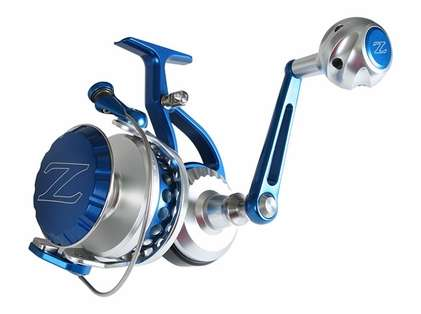 ZeeBaas ZX27RBBLU Blue Spinning Reel Full Bail 2.75 Spool