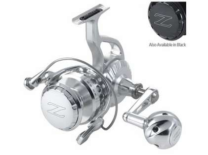 ZeeBaas ZX22RB Z-Rough Reel Full Bail 2.25 Spool