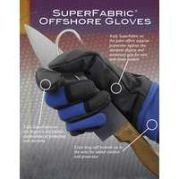 Hi-Seas - SeaGrip SuperFabric Offshore Glove