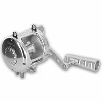 Alutecnos ALV2000B Single Speed Albacore Veloce Reel Silver