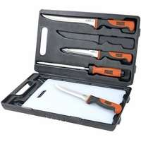 Anglers Choice PFTK-414 Porta-Fillet Kit 5pc w/Carrying Case