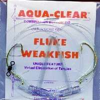 Aqua-Clear FW-1A Flounder/Weakfish High/Low Rig