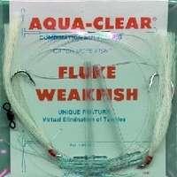 Aqua-Clear FW-1EW Flounder/Weakfish High/Low Rig