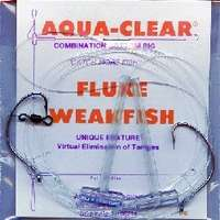 Aqua-Clear FW-2A Flounder/Weakfish High/Low Rig