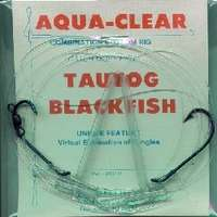 Aqua-Clear TB-14-40 Tautog/Blackfish High/Low Rig