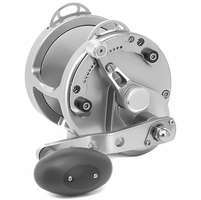 Avet HX 4.2 Single Speed Lever Drag Casting Reel Silver