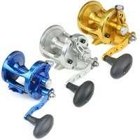 Avet LX 4.6 Single Speed Lever Drag Casting Reels