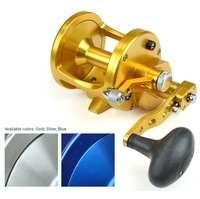 Avet LX 6/3 2-Speed Lever Drag Casting Reels