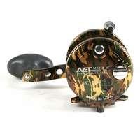 Avet MXJ 5.8 MC Single Speed Lever Drag Casting Reel Camo