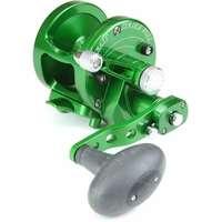 Avet MXJ 6/4 2-Speed Lever Drag Casting Reel Forest Green