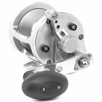 Avet MXL 5.8 MC Single Speed Lever Drag Casting Reel Left-Hand Silver