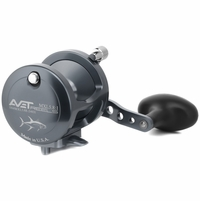 Avet MXL 5.8 Single Speed Lever Drag Casting Reel Gunmetal