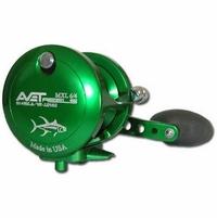 Avet MXL 6/4 2-Speed Lever Drag Casting Reel Green