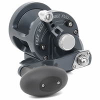 Avet SX 5.3 MC Single Speed Lever Drag Casting Reel Gunmetal Grey