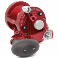 Avet SX 5.3 MC Single Speed Lever Drag Casting Reel Red