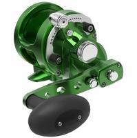 Avet SX 6/4 Raptor 2-Speed Lever Drag Casting Reel Forest Green