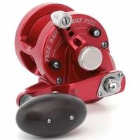 Avet SXJ 5.3 Single Speed Lever Drag Casting Reel Red