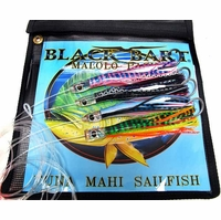 Black Bart Malolo Lure Pack - Brat / Demon / Bully / Sushi