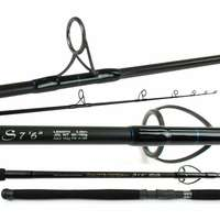 Black Hole 76G Cape Cod Special Popping Rod - Graphite