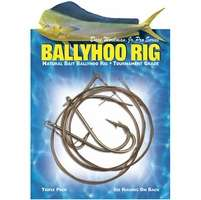 Boone Ballyhoo Rig 7/0 Hook 3pk