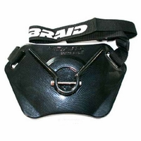 Braid 30185 Dolphin Stealth Carbon Fiber Finish Belt
