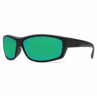 Costa Saltbreak Sunglasses Blackout/Green Mirror 580P