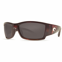 Costa Corbina Sunglasses - Tortoise/Gray 580P