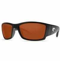 Costa Corbina Sunglasses - Black/Copper 580P