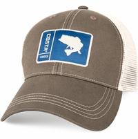 f0bdd5a963 Costa Del Mar Original Patch Bass Hats