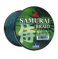 Daiwa DSB-B55LB300YG 300yds 55lb Green Samurai Braid Line