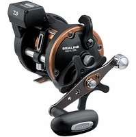 Daiwa SG27LC3BL Sealine Line Counter Reel Left-Hand
