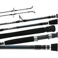 Daiwa STJ66MF Saltist Boat Jigging Conventional Rod