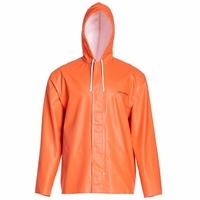 Grundens Clipper 82 Hooded Parka Orange
