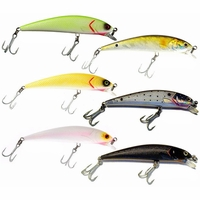 Guides Secret Shore Catch Mucho Minnow Lures