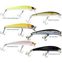 Guides Secret Shore Catch Skinny Minny Lures