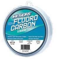 Hi-Seas Fluorocarbon Leader 25 yd. Spool CFC-B25-25