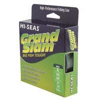 Hi-Seas GSM-F300-20CL Grand Slam 20lb 300yds Clear Spool