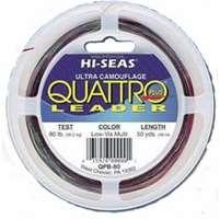 Seas Platinum Leader Coil 100 Yards Sea Green HI