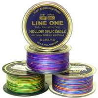 Jerry Brown Decade Line One Hollow Core Spectra 600yds 60lb
