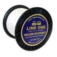 Jerry Brown Line One Hollow Core Spectra Braided Line