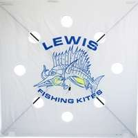 Lewis 100GF Gale Force Fishing Kite