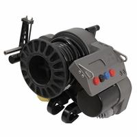 Lindgren-Pitman LP S-1200-GFN Commercial Electric Reel w/ Lindgren Pitman S-1200 Quick Release Hub