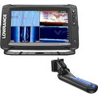 Lowrance Elite-9 Ti Combo w/ TotalScan Transducer (Remanufactured)