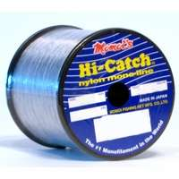 Momoi Hi-Catch 40Lb 1Lb Spool Smoke Blue