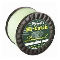 Momoi Hi-Catch Diamond 130Lb 1000Yd Spool Clear