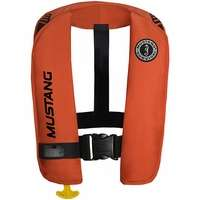 Mustang MD2016/T1 MIT 100 Inflatable Automatic PFD w/ Reflective Tape
