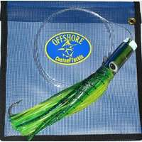 Offshore Custom Tackle Zuker Feathers ZM 5.5