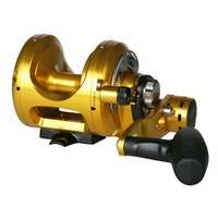 Okuma MK-80WII-TDC Makaira 2-Speed Lever Drag Reel with TDC Drag Cam